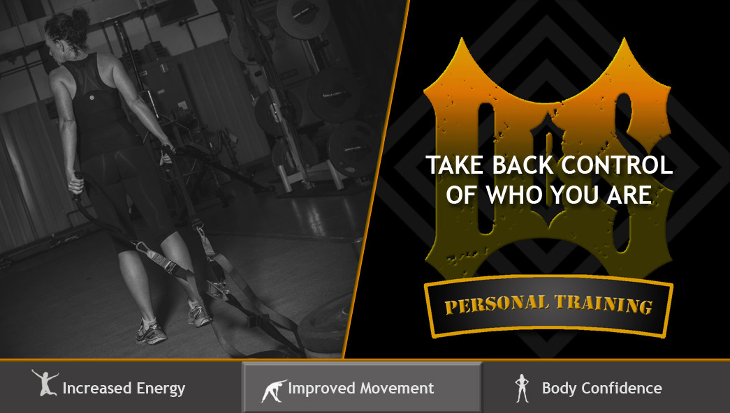 Personal Training Glasgow - Take Back Control of Who You Are