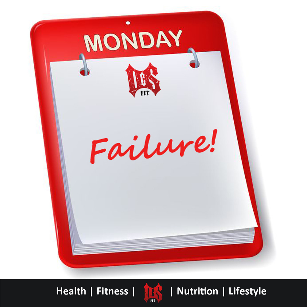 Monday - Failure