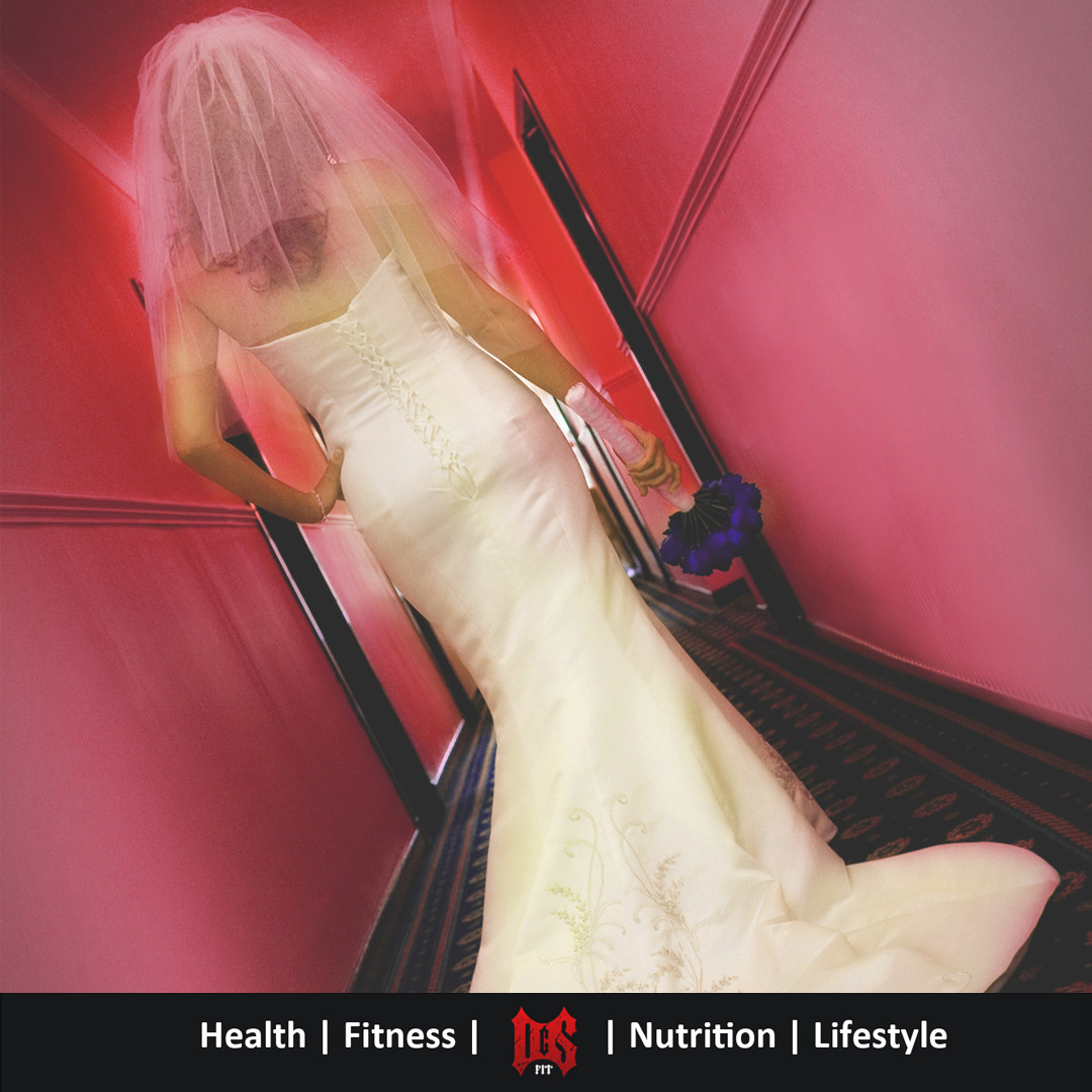 tone up your wedding body