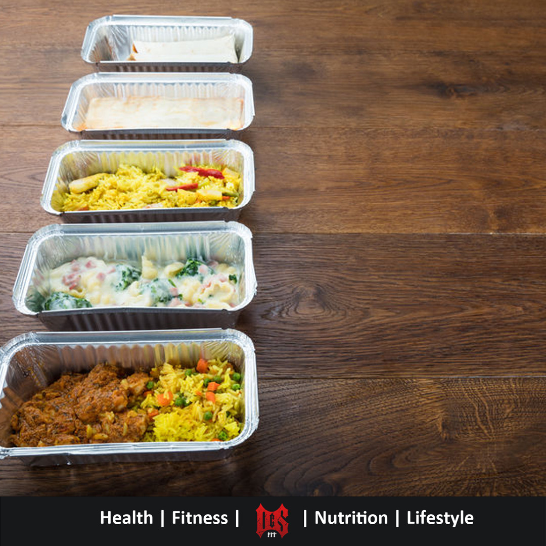 Eating Healthy with a Busy Schedule