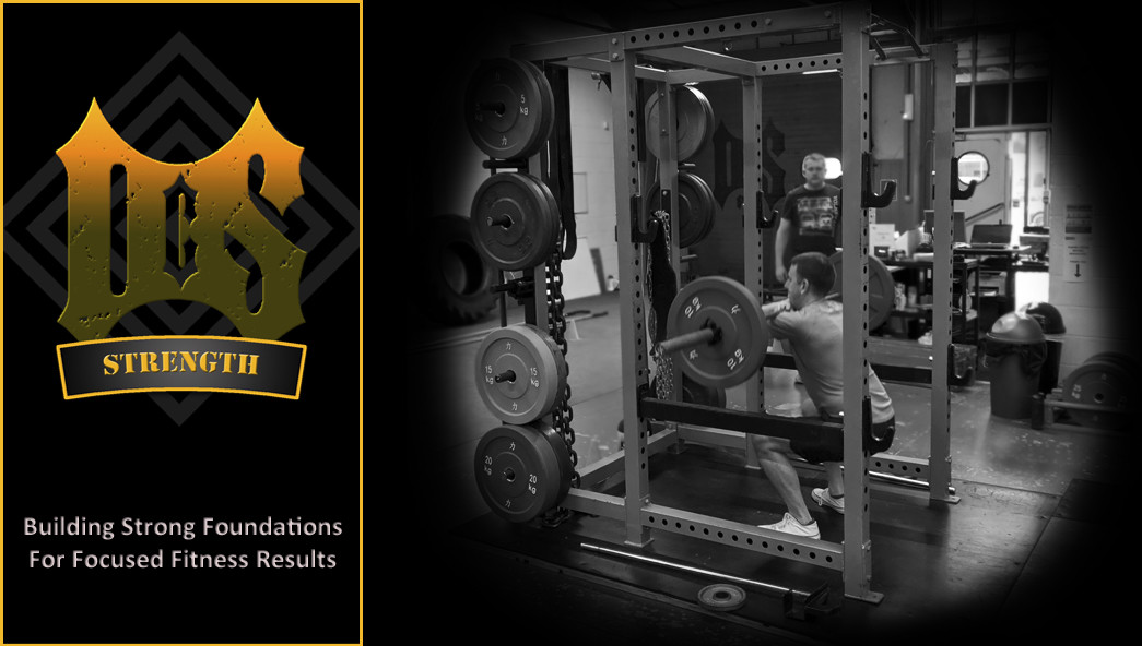 DCS Strength - Building Strong Foundations for Focused Fitness Results - Clydebank Glasgow based Group Fitness Session