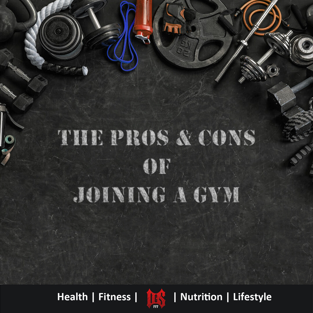 The Gym Paradox | The Pros and Cons or Joining a Gym